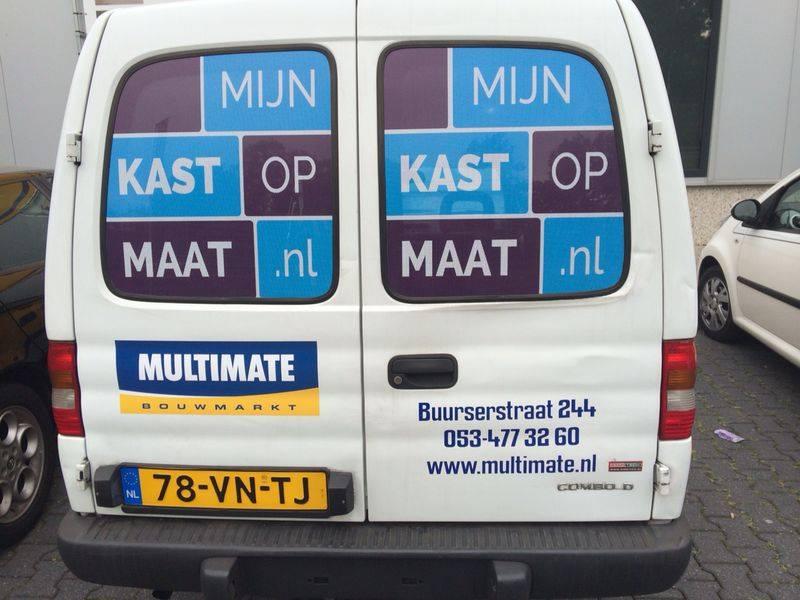 Multimate Enschede Mooi Rijdend Visitekaartje